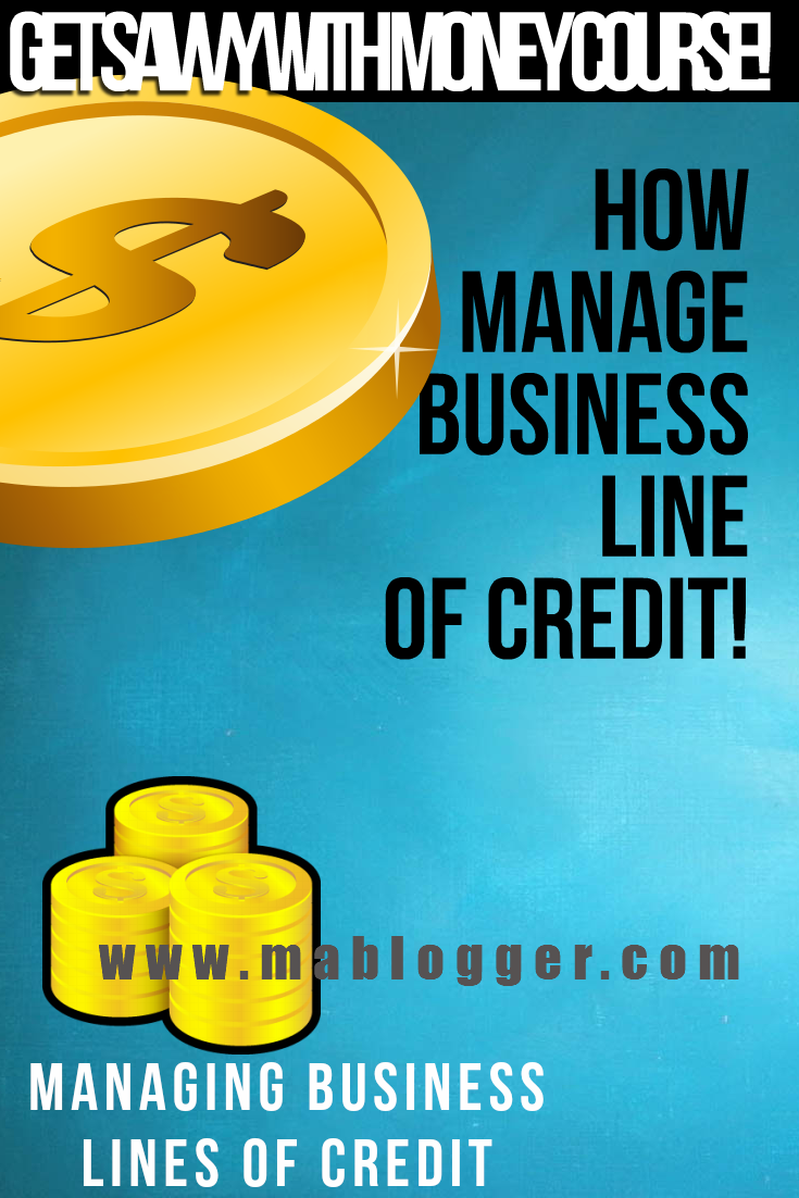 How to manage business line of credit